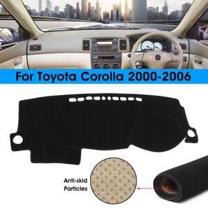 For Toyota Corolla 2000-2006 Dashboard Cover Dash Mat Sun Dashcover Pad Non Slip