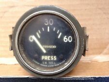 Antique Oil Pressure Gauge ? Dodge Plymouth Chevy Ford 1913 1928 14 1916 1929