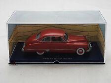 Miniature En voiture Tintin Au pays de l'Or Noir L'Américaine type Buick 1940