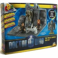 Doctor Who Micro Figures Time of Angels Mini Set Character Building NEW