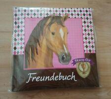 Freundebuch Mädchen Pferde Horse