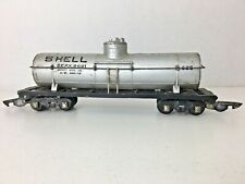"*AMERICAN FLYER 625* ""SHELL TANK CAR"""
