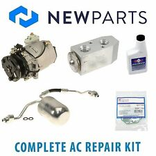 Saturn Vue 2004 2.2L Complete AC A/C Repair Kit With NEW Compressor & Clutch