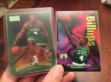 1997-98 SkyBox Premium #114 Chauncey Billups RC, And Z Force #179