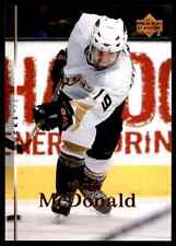 2007-08 Upper Deck Series 1 Andy McDonald #69