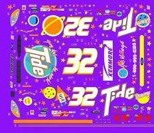 #32 Scott Pruitt Give the Kids the World 2000 1/64th HO Scale Slot Car Decals