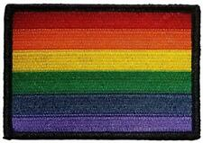 PRIDE RAINBOW - EMBROIDERED PATCH - BRAND NEW - LGBTQ - EP1210