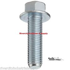 (10) M6-1.0 x 25 or M6x25 6mm x 25mm J.I.S. Small Head Hex Bolt 10.9 Zinc
