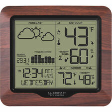 La Crosse Technology Weather Station with Atomic Time