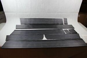 NEW GENUINE GM 8' Fleetside Body Side Molding 88-99 C/K PICKUP 1500 25 12343018