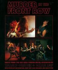 Murder in the Front Row by Brian  Lew, Harald  Oimoen, NEW Book, FREE & FAST Del