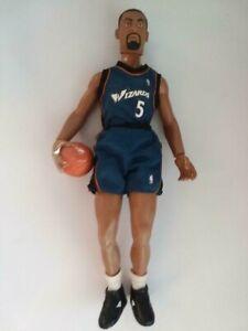 """Vintage 1998 Starting Line Up 12"""" Juwan Howard Action Figure BRAND NEW Loose"""