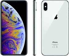 APPLE IPHONE XS MAX 64GB ARGENTO VIDEO 4K DISPLAY GARANZIA 24 MESI HD 6.5""
