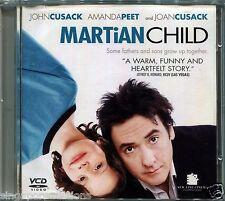 MARTIAN CHILD - JOHN CUSACK, AMANDA PEET (ORIGINAL VIDEO CDS / VCDS) RARE! LAST!