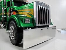 Aluminum Front Bumper & Front Hood Grill for Tamiya R/C 1/14 King Grand Hauler