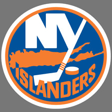 New York Islanders Nhl Hockey Vinyl Sticker Car Truck Window Decal Laptop