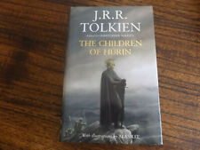 The Children of Hurin, J.R.R. Tolkien, 2007, Hardback,1st edition/1st impression
