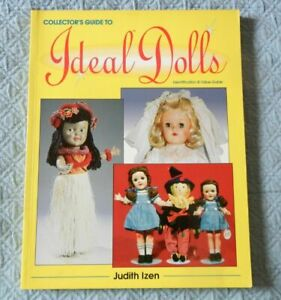 VTG Collector's Guide to Ideal Dolls - Izen - Revlon Toni Shirley Tammy ID Pics