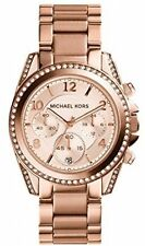 Michael Kors MK5263 Blair Chronograph Rose Gold
