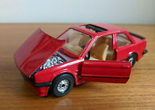 Corgi Die Cast Toy Car BMW 325i - Red