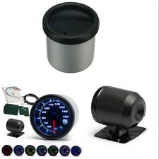 """2"""" / 52mm 7 Colors Oil Temp Gauge LED Pointer 50 - 150 Celsius 10-15V Universal"""