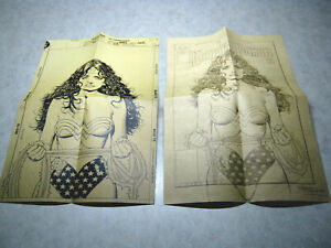 1992 DC WONDER WOMAN 63 COVER PENCIL & INK BRIAN BOLLAND OFFICIALLY LICENSED