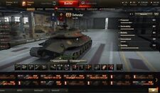 World of Tanks Account, 98 Tanks, Premium Time, over 148,000 Free XP,