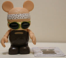 "Walt Disney Vinylmation ""Hippie"" Urban Series #5 by Thomas Scott with card"
