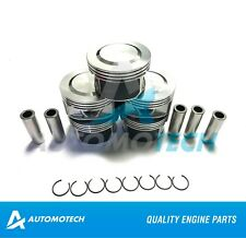 SIZE 020 - Piston Set For Chevrolet Colorado Canyon Hummer 3.5L