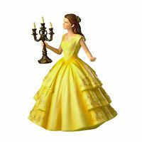 Disney Showcase Cinematic Moment Belle Live-Action 9 Inch Figurine 4058293