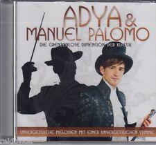 Adya / Adya & Manuel Palomo (NEU!)