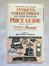 The World's Most Accurate Antiques, Collectibles and Other Treasures Price Guide