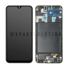 Samsung Galaxy A20 SM-A205U LCD Display Touch Screen Digitizer + Frame Assembly