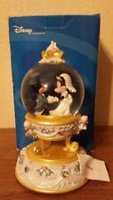 Mickey and Minnie Wedding Snowglobe Water Globe Wagner's Wedding March Song