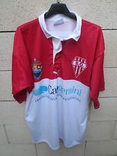 VINTAGE Maillot rugby BO BIARRITZ OLYMPIQUE Champion France 2005 PUMA shirt XL