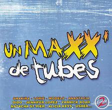 Compilation CD Un Maxx' de Tubes - France (EX/VG+)