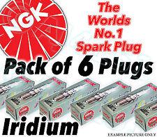 6x NEW NGK Laser Iridium SPARK PLUGS - Part No. IFR5T11 Stock No. 4996 6pk