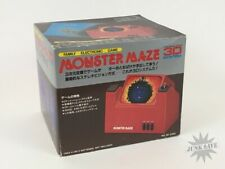 Rosy / JIM Monster Maze 3-D Electronic Tabletop Video Game Vintage NOS Complete