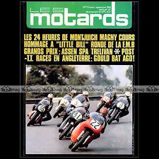 LES MOTARDS N°13-b BILL IVY ALAN BARNETT HONDA CB 750 FOUR KAWASAKI H1 SPA 1969