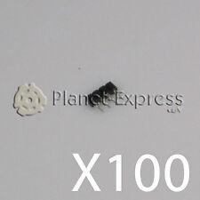100x Connecteurs 4 broches femelle/mâle pour la union de va et viens led RGD