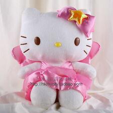 "GENUINE JAPAN SANRIO HELLO KITTY 12"" ELF CLOTH DRESS PLUSH DOLL 532096"
