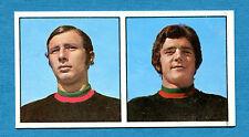 CALCIATORI PANINI 1970-71 - Figurina-Sticker - MIGLIORINI#GEROMEL - TERNANA -Rec