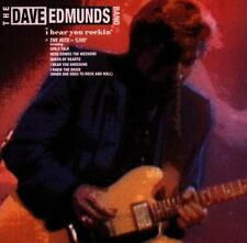 The Dave Edmunds Band ‎- I Hear You Rockin' BMG RECORDS CD 1992 OVP