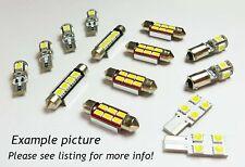 Interior Light LED replacement kit for VW PASSAT B6 13 pcs COOL WHITE 6000K