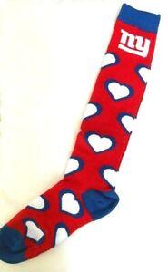 NFL Football Team Knee High Socks for Women Shoe Size 6 - 11