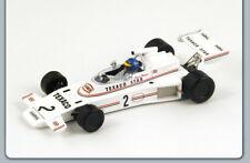 Lotus R.Peterson 1973 #2 Rouen F2 1:43 Spark S1776 Modellino