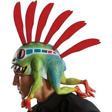 World of Warcraft WOW Murloc Headpiece Adult Halloween Costume Accessory