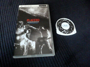 UMD for PSP PLACEBO - Soulmates Never Die LIVE in Paris 2003 + Documentary Film