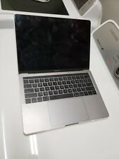 """2017 Apple MacBook Pro 13"""" FOR PARTS ONLY AS IS BROKEN **Read** NO RESERVE !!"""