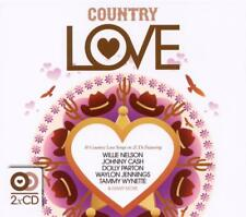Sony Music - Various Artists - Country Love [New & Sealed] 2CDs